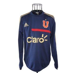 adidas Shirts - Vintage Adidas University of Chile Claro Jersey